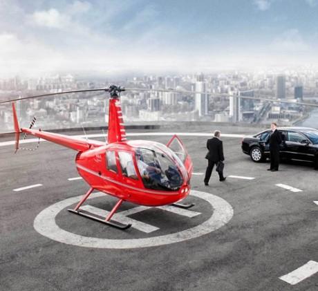 项目——直升机俱乐部